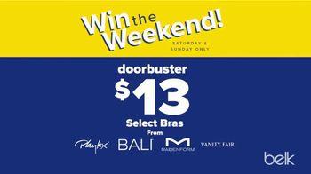 Belk Columbus Day Sale TV Spot, 'Win the Weekend' - Thumbnail 7