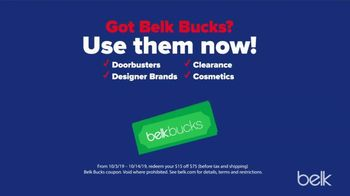 Belk Columbus Day Sale TV Spot, 'Win the Weekend' - Thumbnail 8
