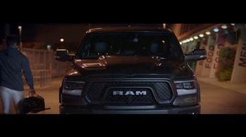 Ram Trucks TV Spot, 'Big Game Blitz: 4th Quarter Fight' [T1] - Thumbnail 1