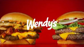 Wendy\'s Dave\'s Single TV Spot, \'Official Hamburger\'