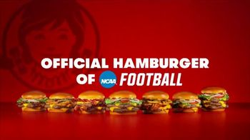 Wendy's Dave's Single TV Spot, 'Official Hamburger' - Thumbnail 6