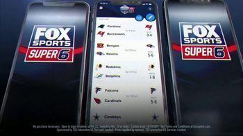 FOX Sports App TV Spot, 'Super 6' - 7 commercial airings
