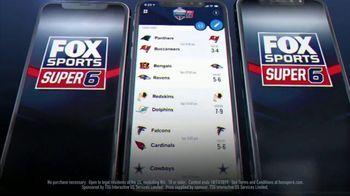 FOX Sports App TV Spot, 'Super 6'