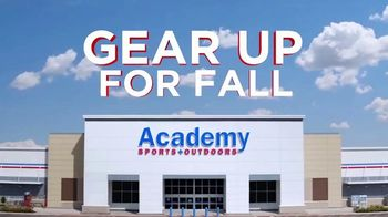 Academy Sports + Outdoors TV Spot, 'Gear Up for Fall' - Thumbnail 1
