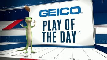 GEICO TV Spot, 'Play of the Day: Stefon Diggs' - Thumbnail 6