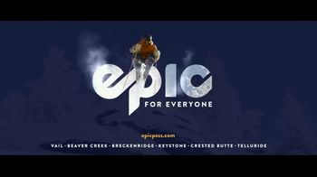Epic Pass TV Spot, 'The Next Evolution' - Thumbnail 8
