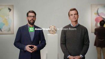 TD Ameritrade TV Spot, 'The Green Room: Zero Commissions' - Thumbnail 1