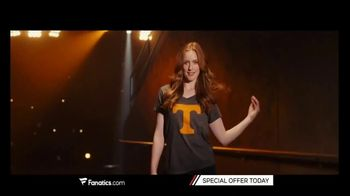 Fanatics.com TV Spot, 'SEC Fans' - 1769 commercial airings