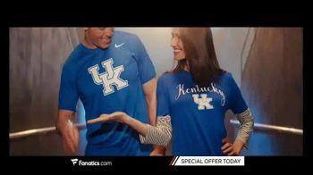 Fanatics.com TV Spot, 'SEC Fans' - Thumbnail 3