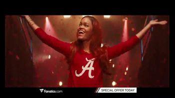 Fanatics.com TV Spot, 'SEC Fans' - Thumbnail 5