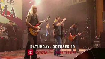 Lynyrd Skynyrd Last of the Street Survivors Tour TV Spot, '2019 October: Toyota Amphitheater' - Thumbnail 3