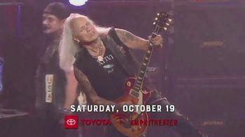Lynyrd Skynyrd Last of the Street Survivors Tour TV Spot, '2019 October: Toyota Amphitheater' - Thumbnail 4