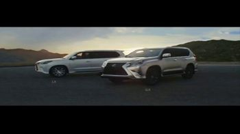 Lexus TV Spot, 'Challenging Journey' [T2]