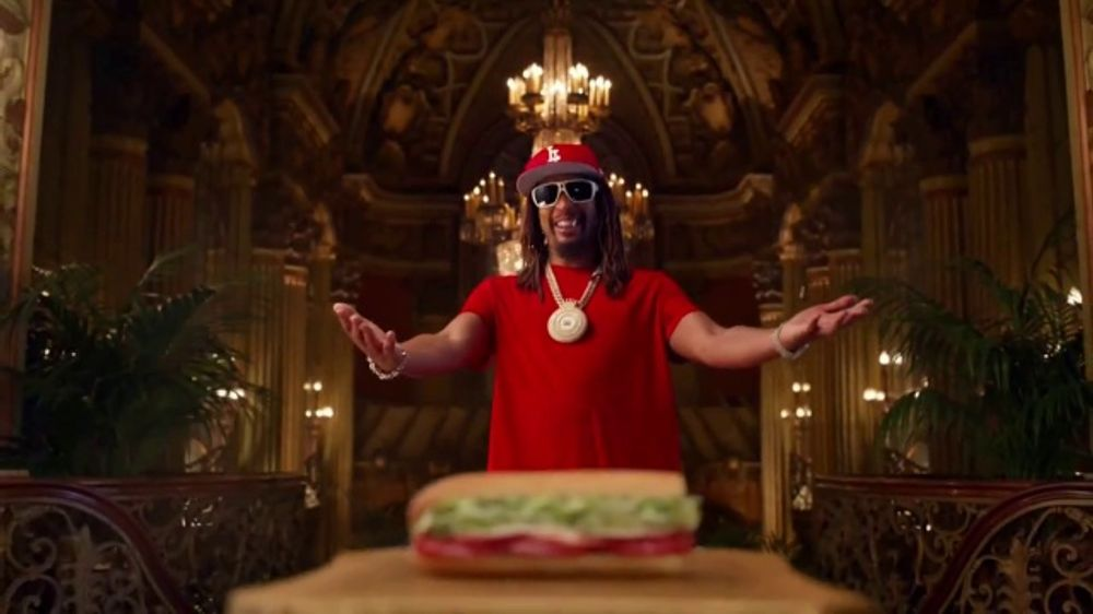 Jimmy John's $3 Little John TV Commercial, 'Big Chain' Featuring Lil Jon