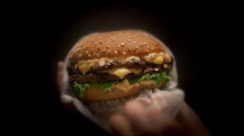 Carl's Jr. Big Carl Combo TV Spot, 'Burger Wolf' - Thumbnail 2