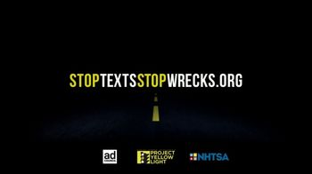 Stop the Texts, Stop the Wrecks TV Spot, 'The Power of One' - Thumbnail 7