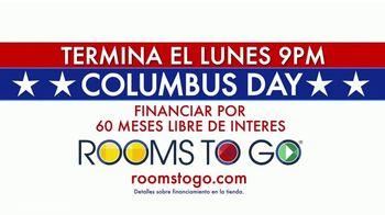Rooms to Go TV Spot, '2019 Columbus Day: hasta el lunes' [Spanish] - Thumbnail 9