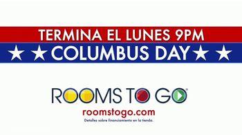 Rooms to Go TV Spot, '2019 Columbus Day: hasta el lunes' [Spanish] - Thumbnail 8