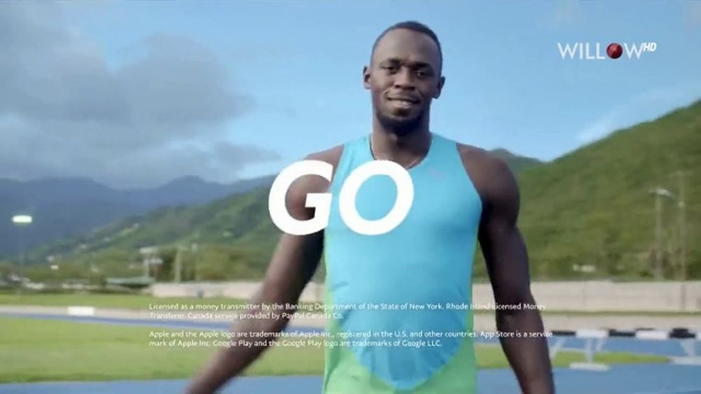Xoom TV Commercial, 'Amazing Rates' Featuring Usain Bolt