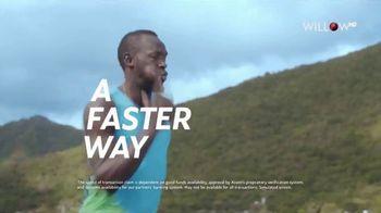 Xoom TV Spot, 'Amazing Rates' Featuring Usain Bolt - Thumbnail 2
