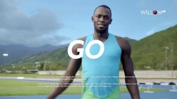 Xoom TV Spot, 'Amazing Rates' Featuring Usain Bolt