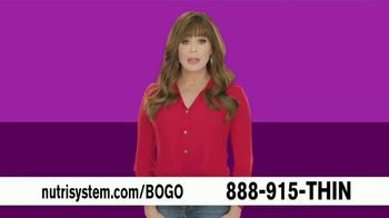 Nutrisystem Personal Plans TV Spot, 'People Are Different' Featuring Marie Osmond - 205 commercial airings