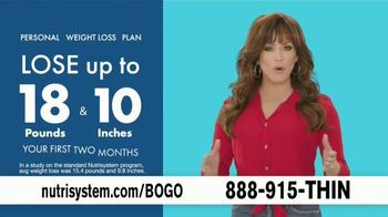 Nutrisystem Personal Plans TV Spot, 'People Are Different' Featuring Marie Osmond - Thumbnail 3
