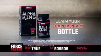 Force Factor Alpha King TV Spot, 'Fried Chicken' - Thumbnail 4