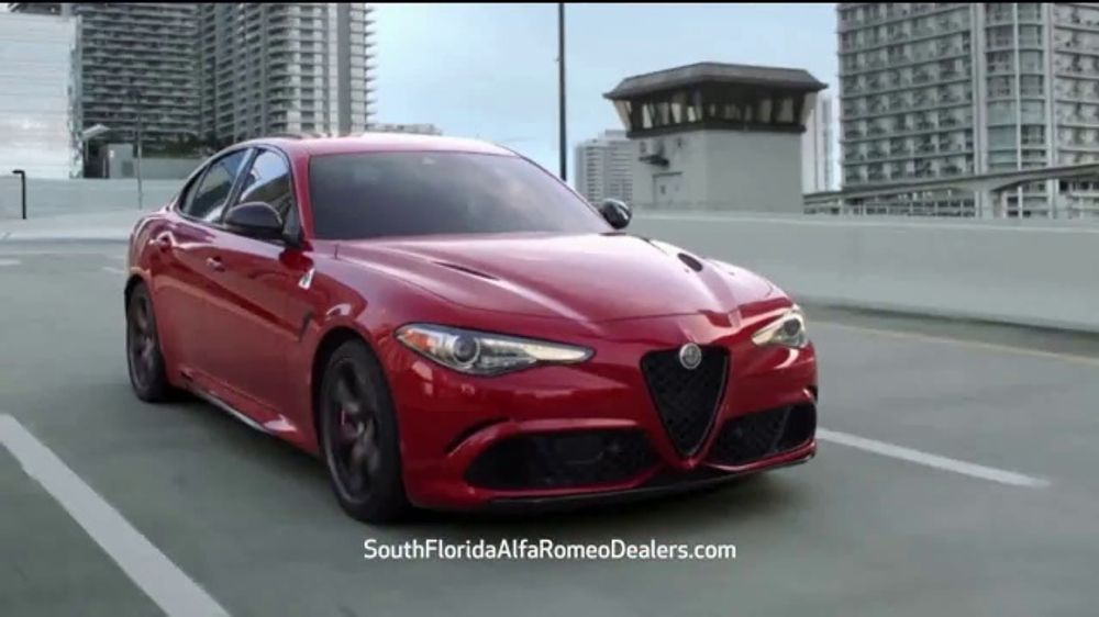 Alfa Romeo Model Year-End Sales Event TV Commercial, 'Timing Is Everything' [T2]