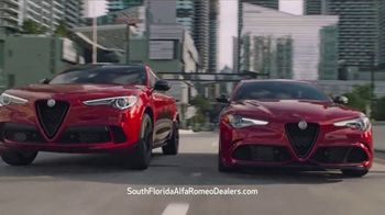 Alfa Romeo Model Year-End Sales Event TV Spot, 'Timing Is Everything' [T2] - Thumbnail 8