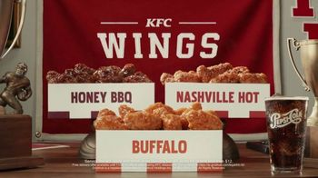 KFC Wings TV Spot, 'There's Still Time' Featuring Sean Astin - Thumbnail 8