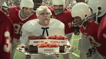 KFC Wings TV Spot, 'There's Still Time' Featuring Sean Astin - 103 commercial airings