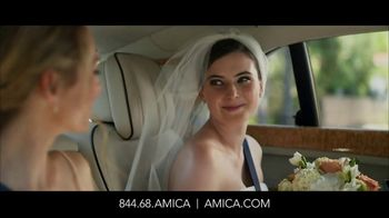 Amica Mutual Insurance Company TV Spot, 'Bride' - Thumbnail 4