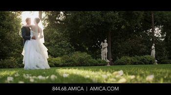 Amica Mutual Insurance Company TV Spot, 'Bride'