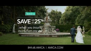Amica Mutual Insurance Company TV Spot, 'Bride' - Thumbnail 7