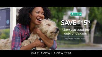 Amica Mutual Insurance Company TV Spot, 'Moving Out' - Thumbnail 7