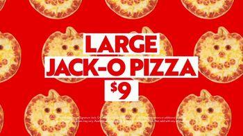 Papa Murphy's Pizza Jack-O-Pizza TV Spot, 'Scary' - Thumbnail 6