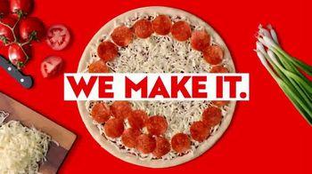 Papa Murphy's Pizza Jack-O-Pizza TV Spot, 'Scary' - Thumbnail 7