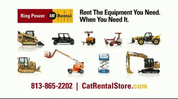 Caterpillar TV Spot, 'Little Things: The Equipment You Need' - Thumbnail 7