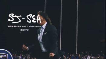 Major League Soccer TV Spot, 'San Jose vs. Seattle' - Thumbnail 10
