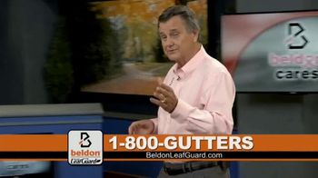 Beldon LeafGuard TV Spot, 'Beldon Cares: Breast Cancer' - Thumbnail 1