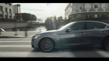 2019 Infiniti Q50 TV Spot, 'Not Sure' [T2] - Thumbnail 4