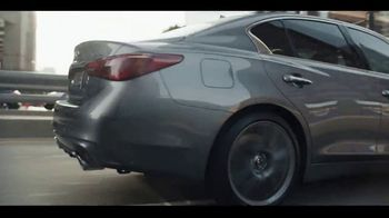 2019 Infiniti Q50 TV Spot, 'Not Sure' [T2] - Thumbnail 6