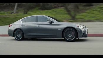 2019 Infiniti Q50 TV Spot, 'Not Sure' [T2] - Thumbnail 7