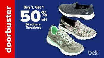 Belk Columbus Day Sale TV Spot, 'Luggage and Sketchers' - Thumbnail 6