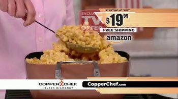 Copper Chef Black Diamond TV Spot, 'Space Saving System' - Thumbnail 9
