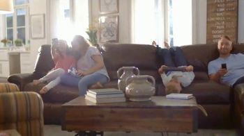 La-Z-Boy Columbus Day Sale TV Spot, \'Favorite Spot: Zero Percent\'