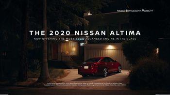 2020 Nissan Altima TV Spot, 'Text Answering' [T1] - Thumbnail 8