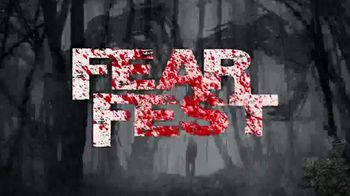 AMC Premiere TV Spot, \'Fear Fest: Over 30 Movies Uncut & Ad-Free\'