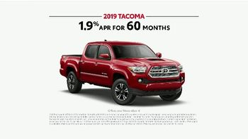 2019 Toyota Tacoma TV Spot, 'Made for the Wild' [T2] - Thumbnail 10